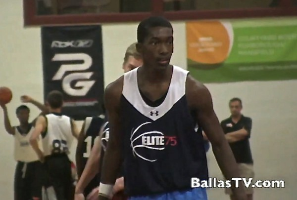 TERANCE MANN GOES TO WORK AT ELITE 75