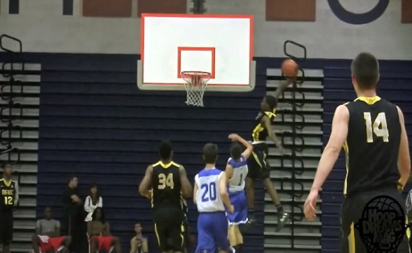 TERANCE MANN PLAY OF THE DAY