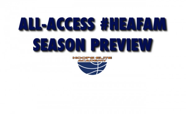 ALL-ACCESS #HEAFAM CLASS OF 2017