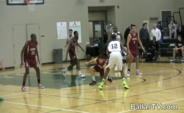 MALONE UNGUARDABLE AT HOOP FEST