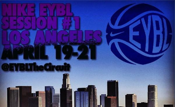 NIKE 2013 EYBL SESSION #1: LA RECAP