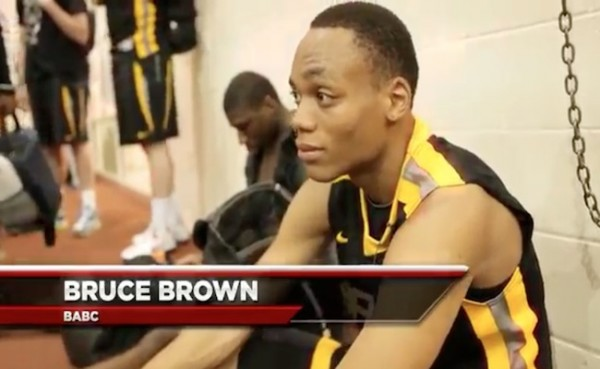 BROWN FEATURED ON EYBL THE CIRCUIT