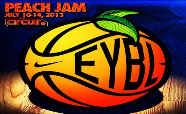 EYBL 2013 FINALS: NIKE PEACH JAM