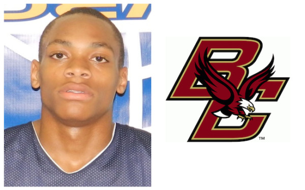 BRUCE BROWN RECEIVES FIRST HM OFFER