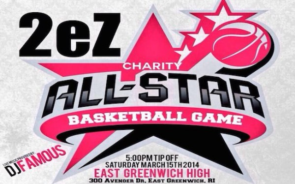 2EZ 2014 CHARITY ALL-STAR GAME
